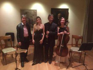 Hanselmann and Trio